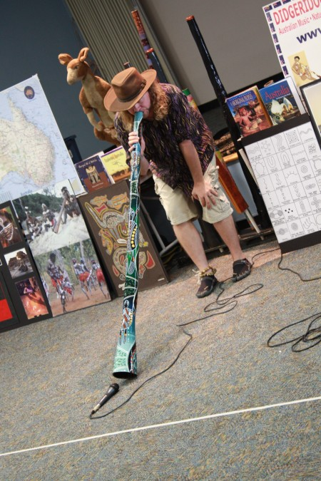 Didgeridoo Down Under